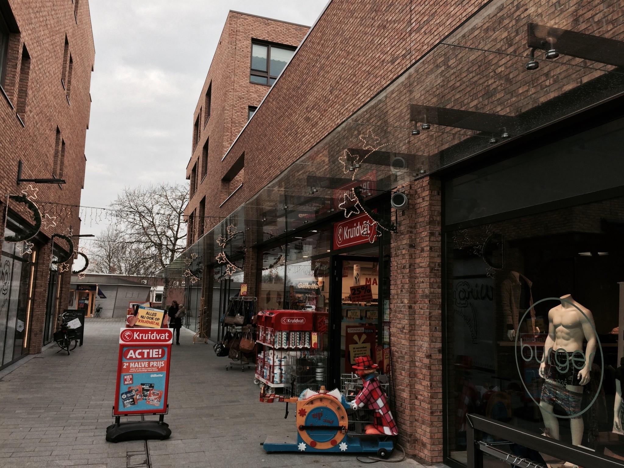 Winkelcentrum Miereakker Reeuwijk