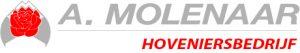 logo A. Molenaar hoveniers