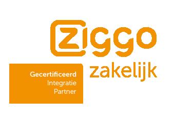 Logo gecertificeerd partner Ziggo