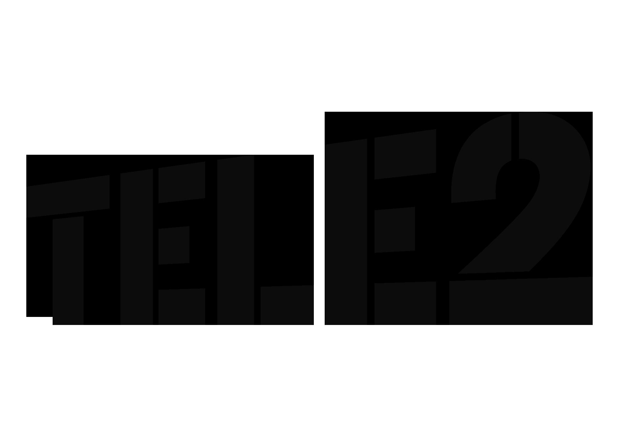 Logo Tele2 (telefonie provider)