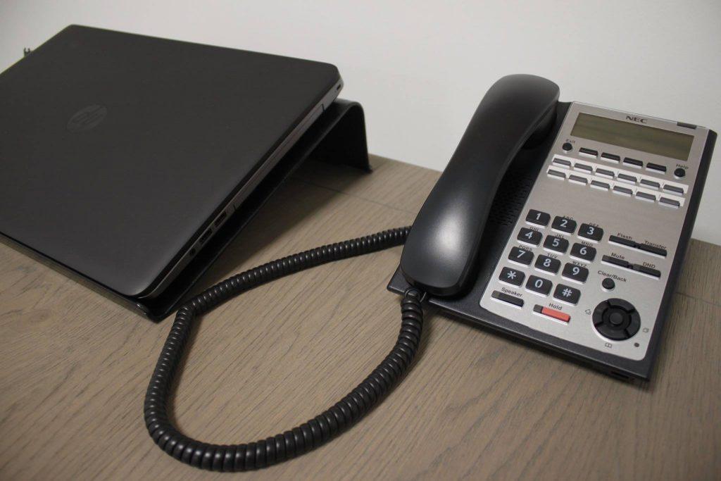 Installatie nieuwe NEC telefooncentrale met UC+ koppeling naar software