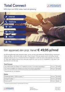 KPN stopt met ISDN, Vodavi heeft dé oplossing!