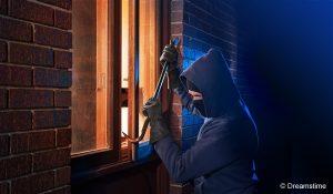 Inbrekers gilde op pad - Vodavi kan u adviseren op het gebeid van beveiliging